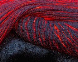 Folding-Lava-Lava-Flow-Hawaii