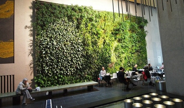 The-David-Rubenstein-Atrium-Vertical-Garden