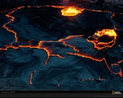 Volcano-Hot-Lava-volcanoes-wallpaper