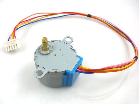 Unipolar stepper motor 28 byj48 fizz kiersmcfarlane com for Unipolar and bipolar stepper motor